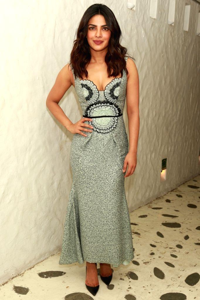 Actress Priyanka Chopra at a party, in New Delhi on July 05,2016. - Priyanka Chopra