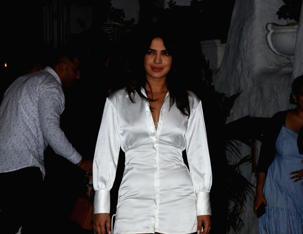 Actress Priyanka Chopra. (File Photo: IANS) - Priyanka Chopra