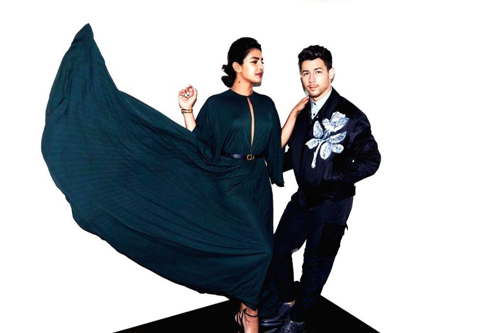 Actress Priyanka Chopra Jonas and her actor-singer husband Nick Jonas during the Paris Fashion Week. (Photo: Instagram/priyankachopra) - Priyanka Chopra Jonas
