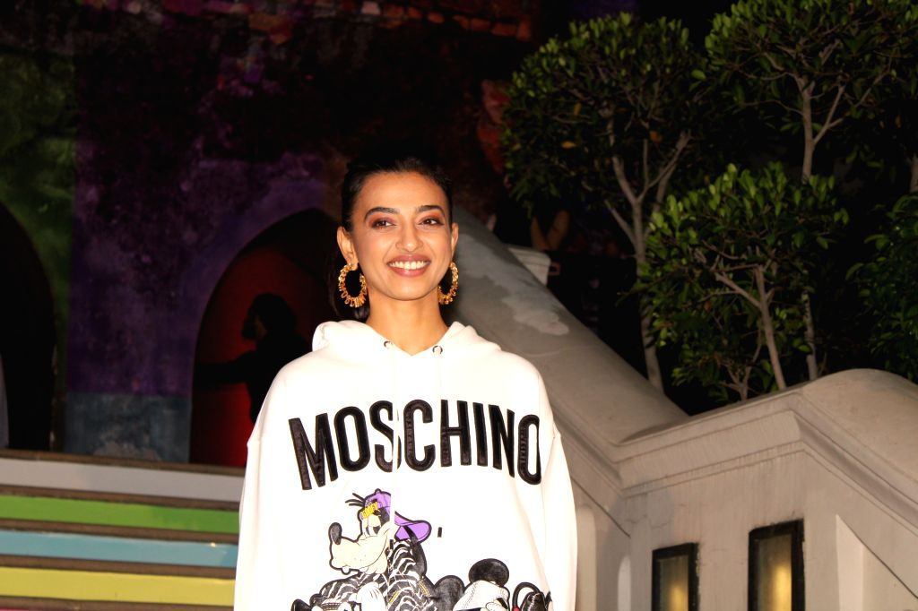 Actress Radhika Apte at the H&M and Moschino TV launch in New Delhi on Nov 1, 2018. - Radhika Apte