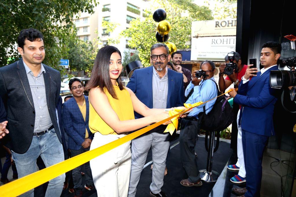 Actress Radhika Apte at the launch of a store in Mumbai's Bandra on May 11, 2019. - Radhika Apte