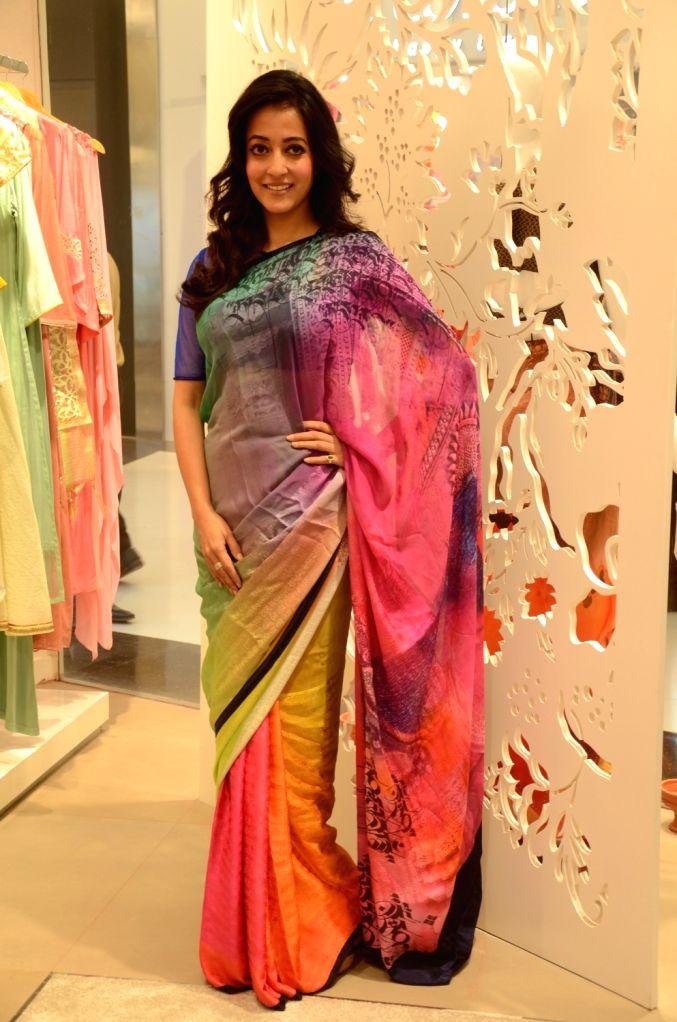 Actress Raima Sen at a store launch in Kolkata, on Nov 2, 2018. - Raima Sen