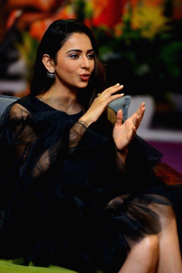 Actress Rakul Preet Singh. - Rakul Preet Singh