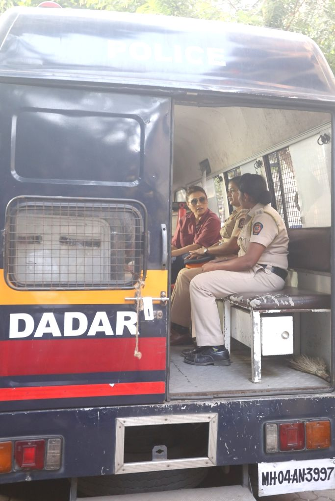 "Actress Rani Mukerji, who is gearing up for the release of her upcoming film ""Mardaani 2"", took to the streets of Mumbai to meet traffic police officers, saw them in action and discussed ... - Rani Mukerji"