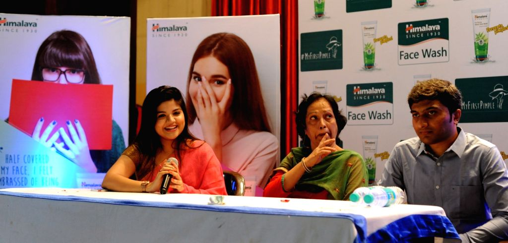 Actress Ranita Das during the launch of a product in Kolkata on Aug 2, 2016. - Ranita Das