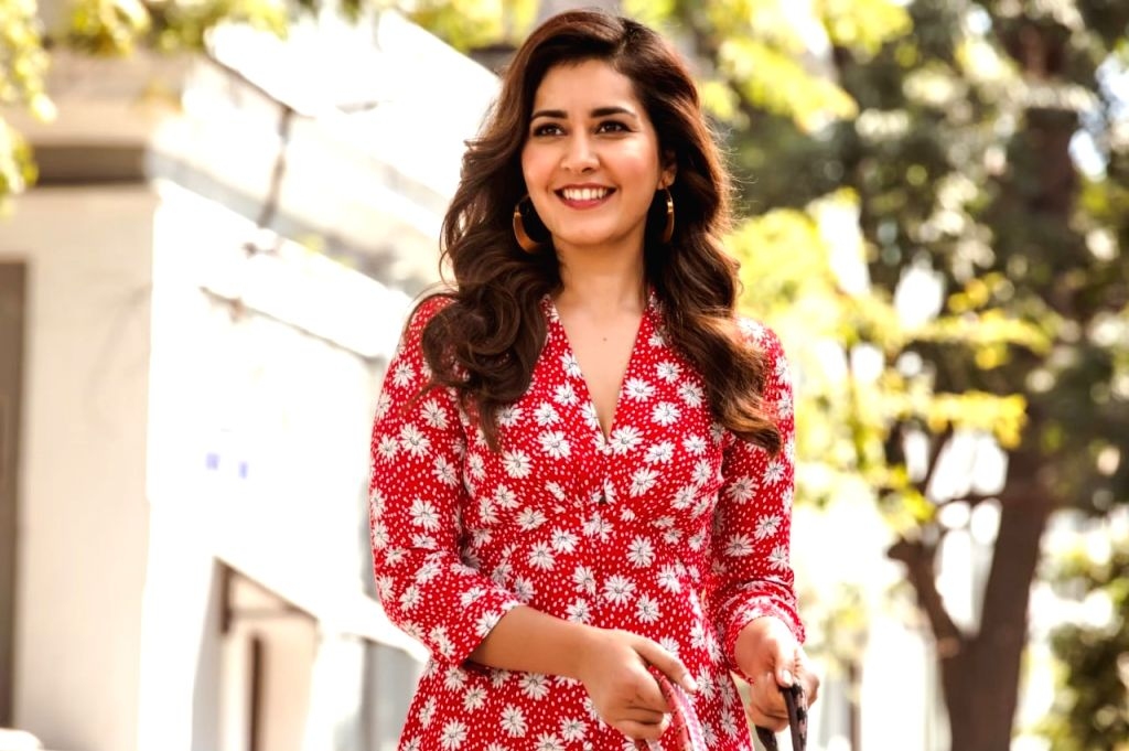 Actress Rashi Khanna. (File Photo: IANS) - Rashi Khanna