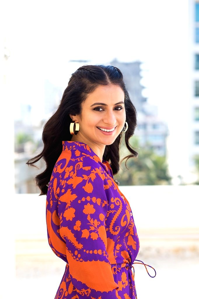 Actress Rasika Dugal. (Photo Courtesy: Dev Purbiya) - Rasika Dugal