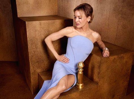 Actress Renee Zellweger. - Renee Zellweger