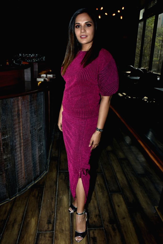 "Actress Richa Chadha at the launch of her latest single  ""Wanna be free"" in Mumbai on Jan 31, 2018. - Richa Chadha"