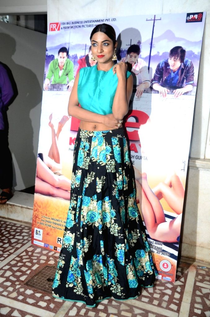 Actress Ritika Gulati during the 8th Golden Camera Film and Television Awards 2016 in Mumbai on July 9, 2016. - Ritika Gulati