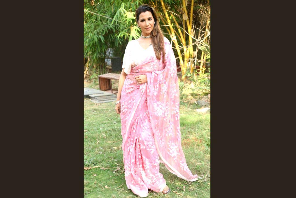 Actress Ritu Shivpuri. - Ritu Shivpuri