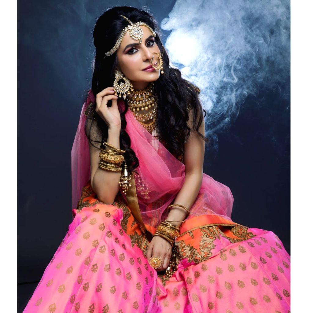 Actress Roop Durgapal. - Roop Durgapal