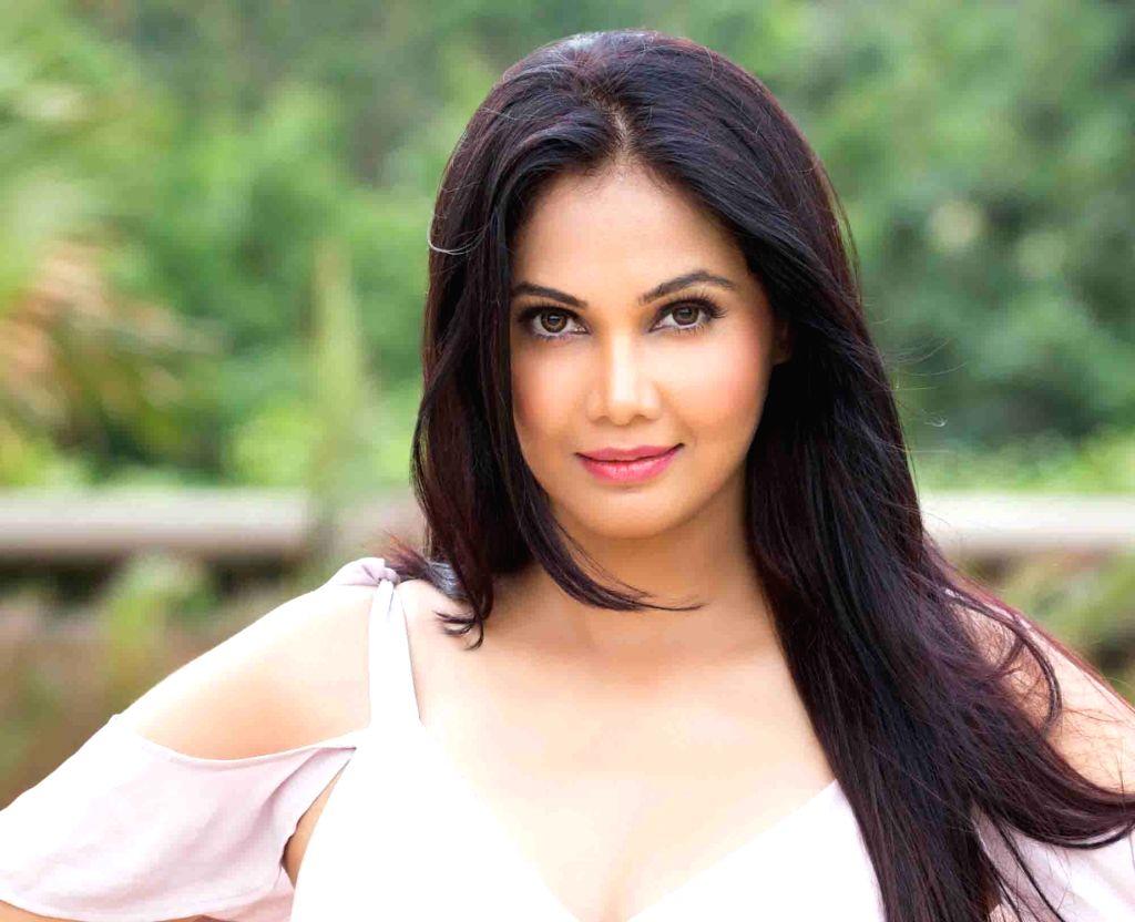 Actress Rupali Suri. - Rupali Suri