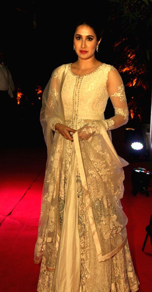 Actress Sagarika Ghatge during the annoucement of Bahrain-India Week 2016 in New Delhi on Oct 14, 2016. - Sagarika Ghatge