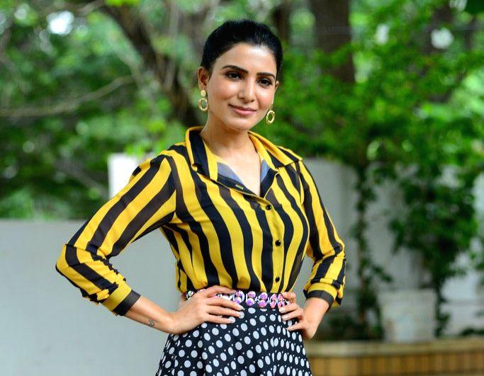 Actress Samantha Akkineni. (Photo: IANS) - Samantha Akkineni