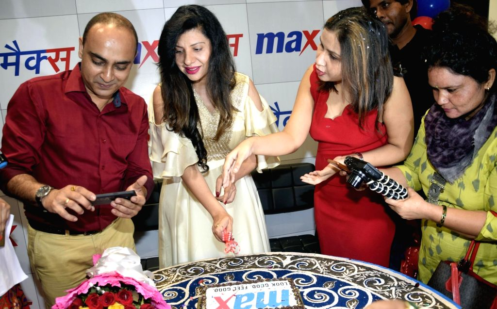 Actress Sambhavna Seth at the launch of a store, in Patna on July 28, 2018. - Sambhavna Seth