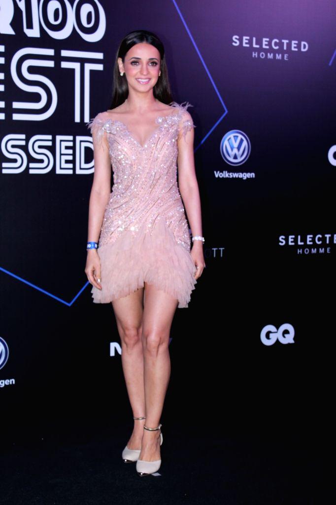 "Actress Sanaya Irani at ""GQ 100 Best Dressed Awards 2019"", in Mumbai, on June 1, 2019. - Sanaya Irani"