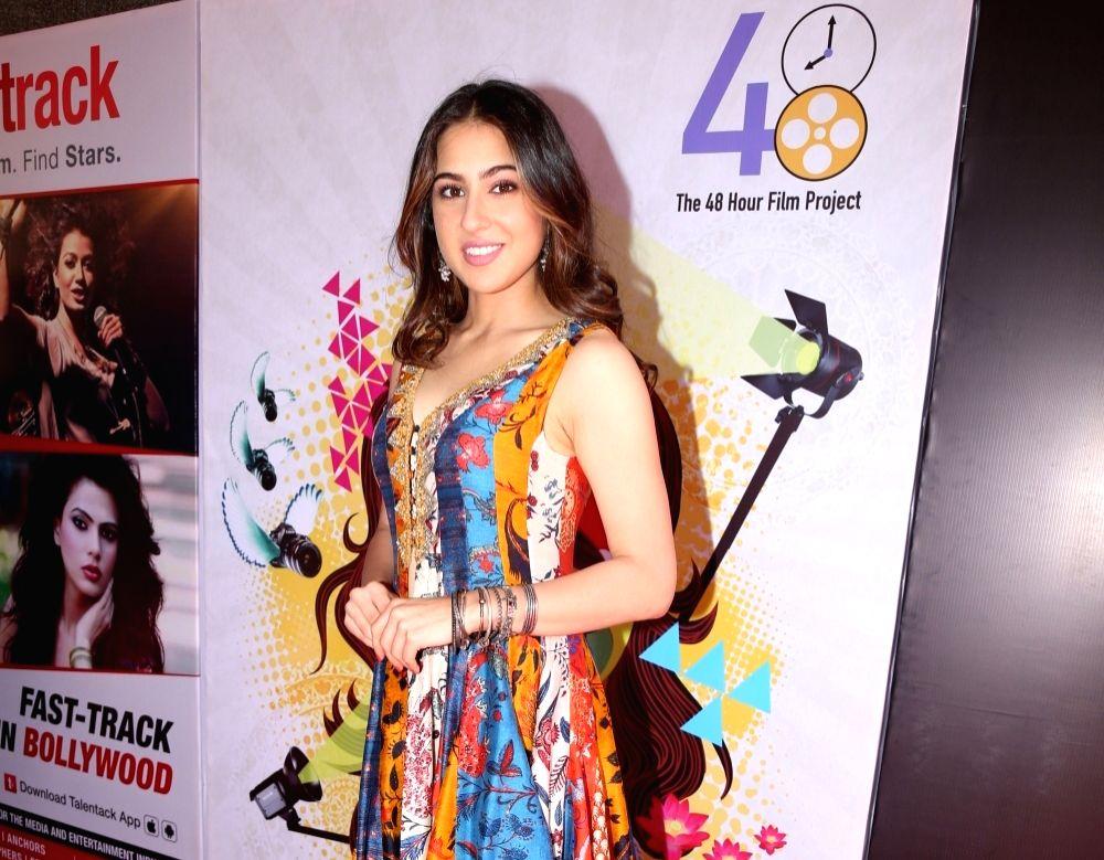 Actress Sara Ali Khan. (File Photo: IANS) - Sara Ali Khan