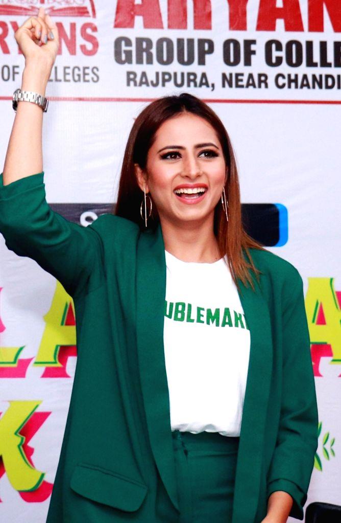 Actress Sargun Mehta - Sargun Mehta