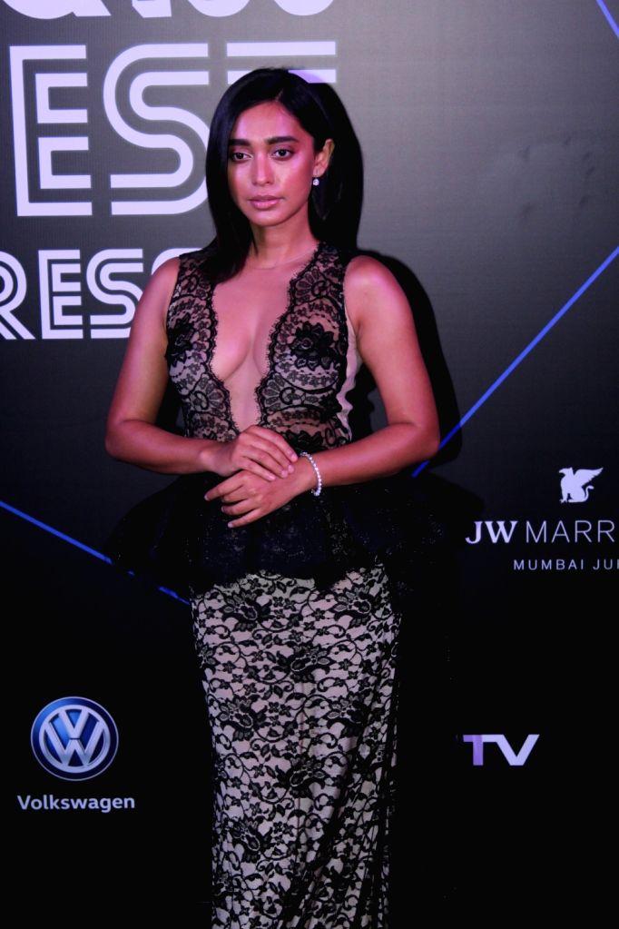 """Actress Sayani Gupta at """"GQ 100 Best Dressed Awards 2019"""", in Mumbai, on June 1, 2019. - Sayani Gupta"""