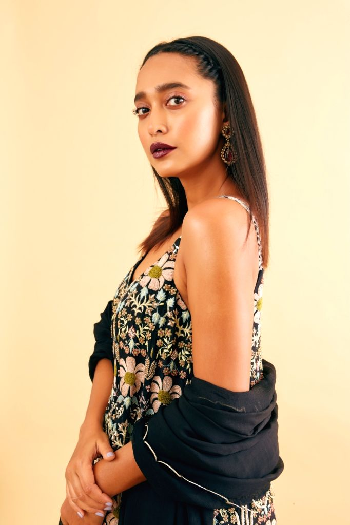 """Actress Sayani Gupta is set to co-produce """"Where the Wind Blows"""", a film which will feature her as the only protagonist. It's been directed by Karma Takapa, whose films """"Ralang ... - Sayani Gupta"""