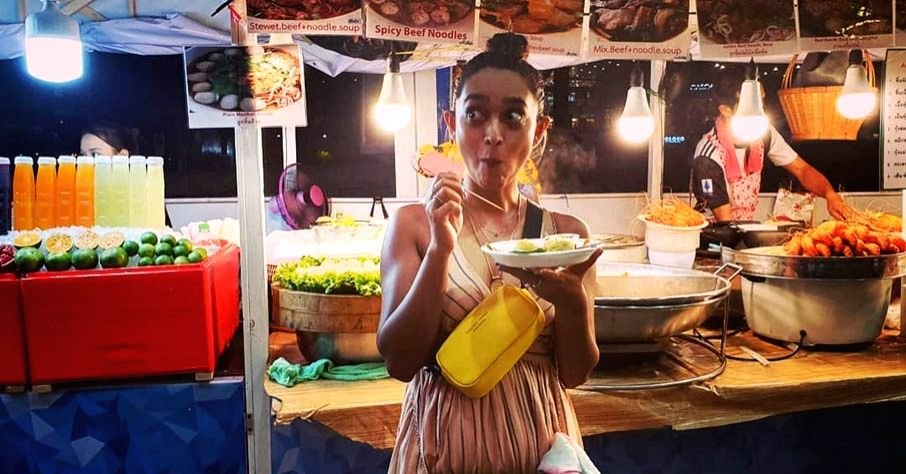 Actress Sayani Gupta loves the culture and cuisine of Thailand. Thai cuisine, she adds, is so much more than what most people believe it to be. - Sayani Gupta