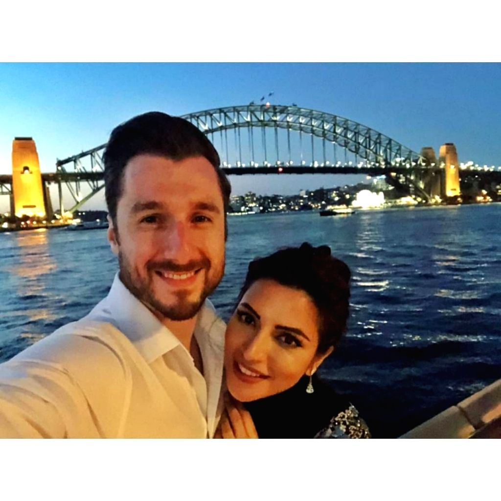Actress Shama Sikander took a trip down memory lane on Tuesday and she posted a series of pictures of her Australia trip. Shama visited the island nation in January 2018. - Shama Sikander