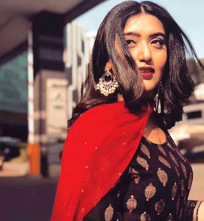 Actress Shireen Mirza. - Shireen Mirza