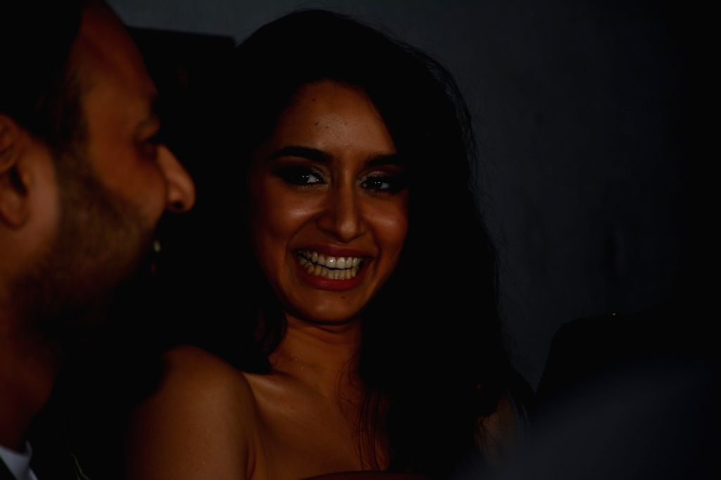 "Actress Shraddha Kapoor at success party of her film ""Stree"" in Mumbai on Sept 18, 2018. - Shraddha Kapoor"