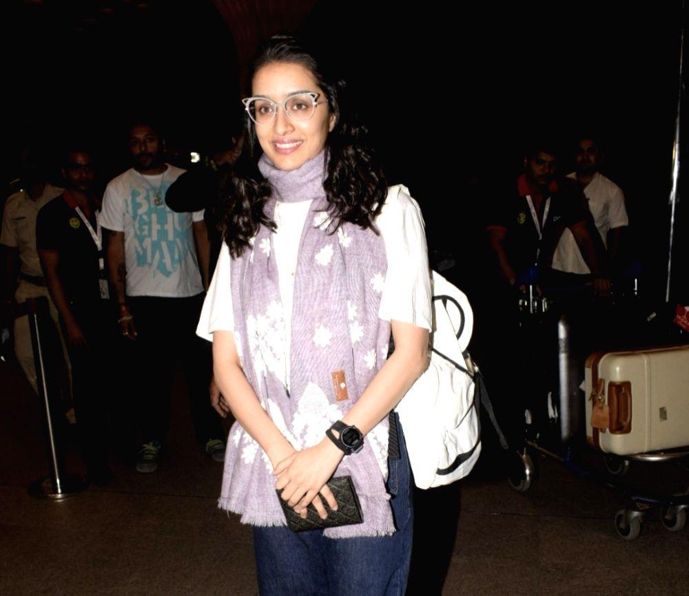 Actress Shraddha Kapoor. (File Photo: IANS) - Shraddha Kapoor
