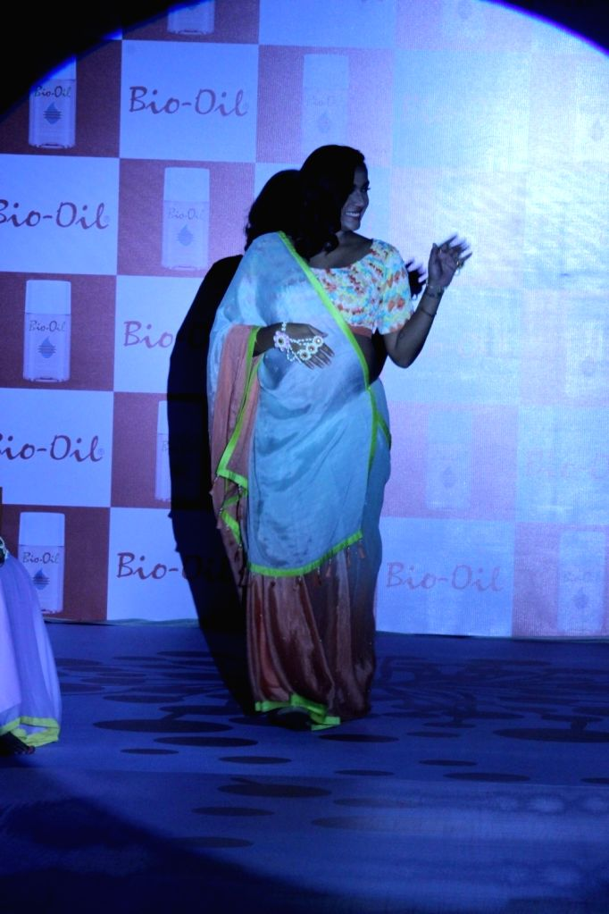 Actress Shweta Salve during a Mother's Day celebration, in Mumbai on May 7, 2016. - Shweta Salve