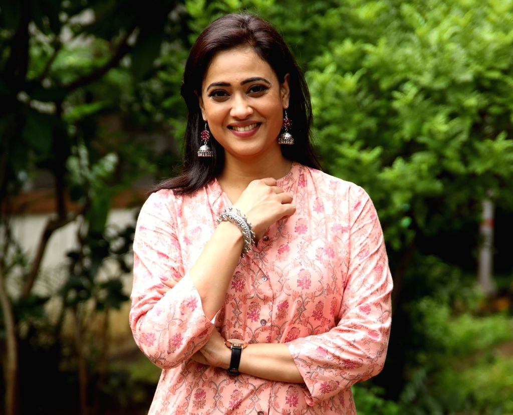 """Actress Shweta Tiwari, known for shows like """"Kasautii Zindagii Kay"""" and """"Bigg Boss"""", will return to the telly world after a gap of three years. Shweta will play a Punjabi character in """"Mere Dad Ki Dulhan"""", a coming of age story, which will be aired o - Shweta Tiwari"""
