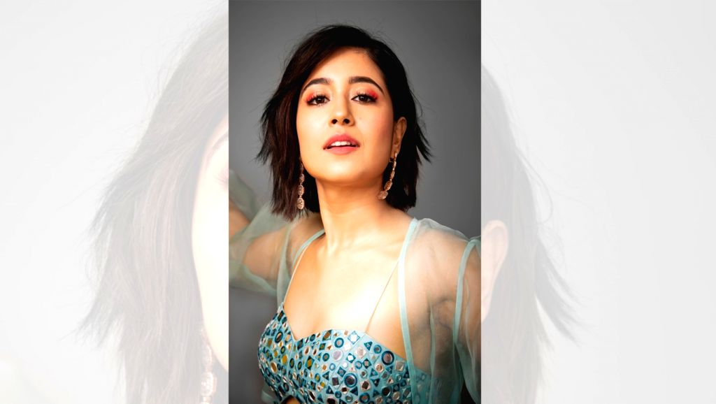 Actress Shweta Tripathi says she is always on a lookout for projects and stories which push boundaries and challenge her an artiste. - Shweta Tripathi