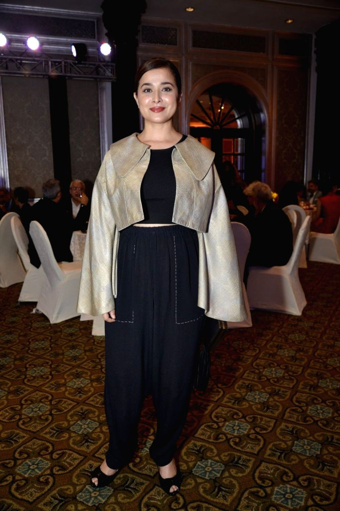 Actress Simone Singh at Rolex dinner party in Mumbai on April 17, 2016. - Simone Singh