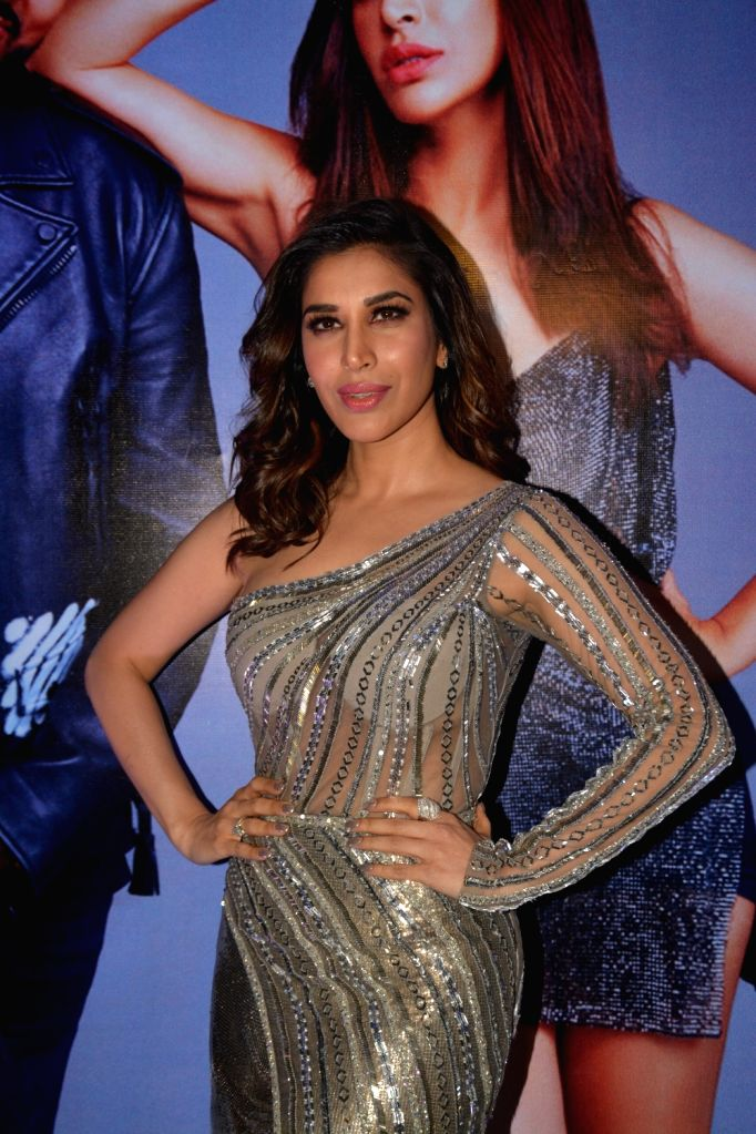 Actress-singer Sophie Choudry at the launch of her new song in Mumbai, on Feb 5, 2019.