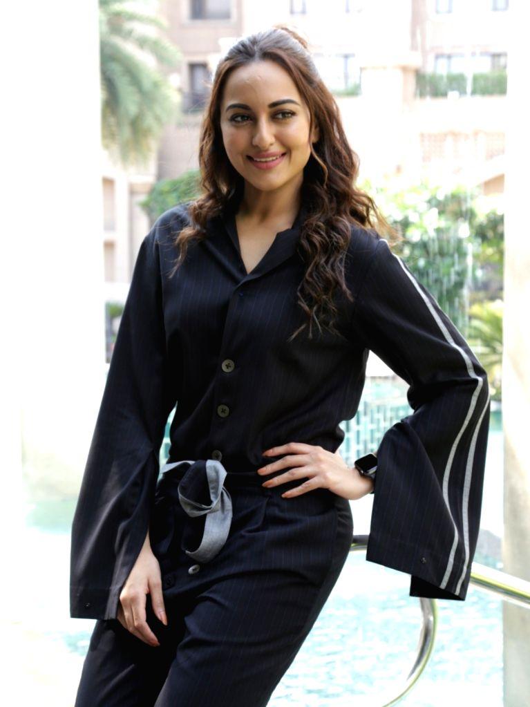 Actress Sonakshi Sinha.(Photo: Amlan Paliwal/IANS) - Sonakshi Sinha