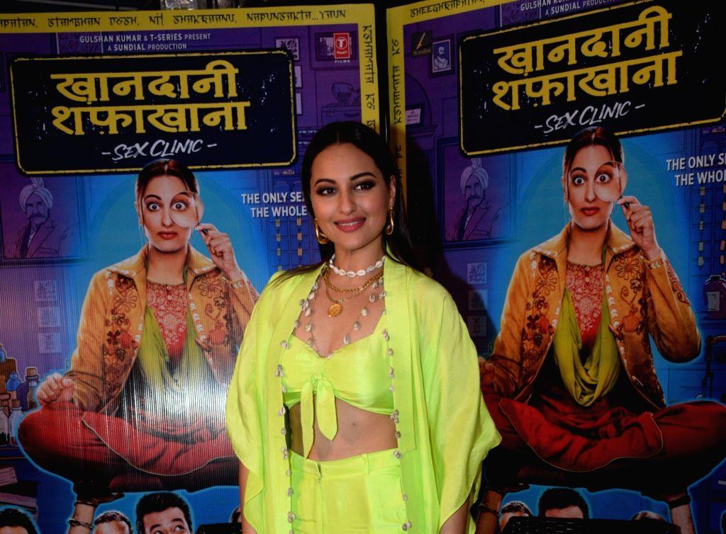 Actress Sonakshi Sinha. (Photo: IANS) - Sonakshi Sinha