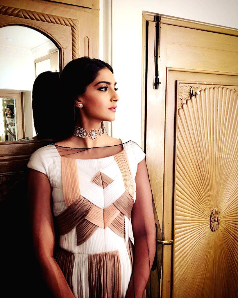 Actress Sonam Kapoor showcases Nirav Modi jewellery. (File Photo: IANS) - Sonam Kapoor and Nirav Modi