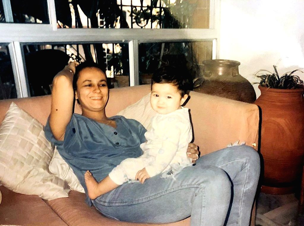 Actress Soni Razdan turned a year older on Friday, and her daughter Alia Bhatt posted a heartfelt post on social media to mark her special day. - Soni Razdan