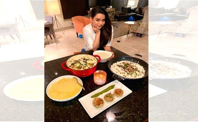 Actress Soundarya Sharma. - Soundarya Sharma