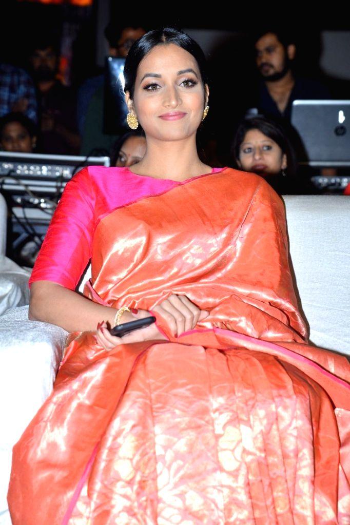 Actress Srinidhi Shetty pre release function stills - Film KGF . - Srinidhi Shetty