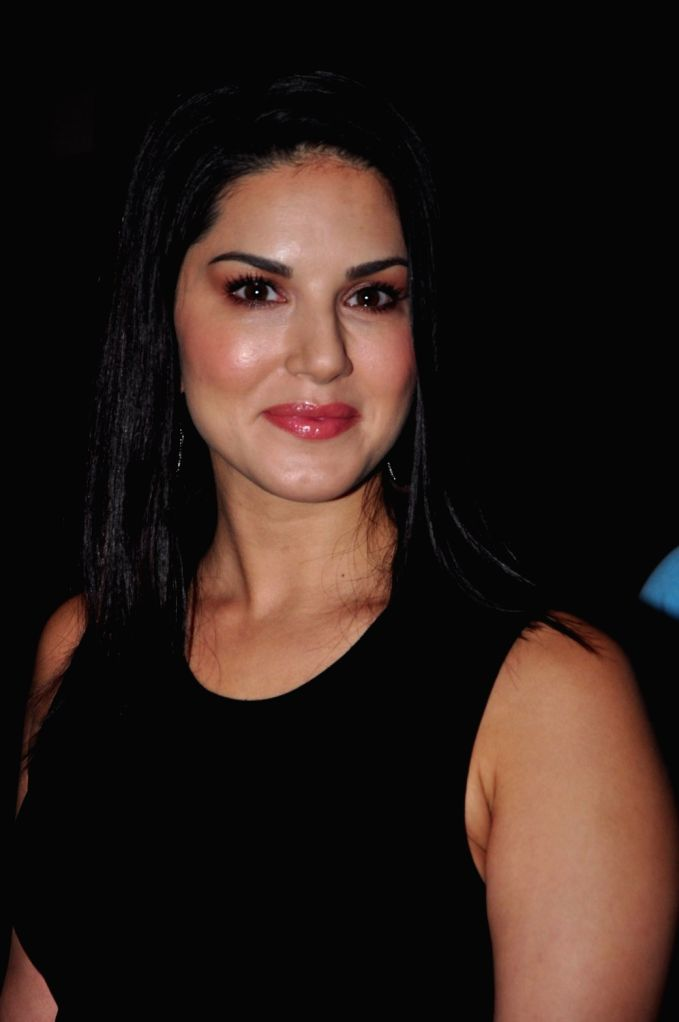 Actress Sunny Leone during the premiere of film Days of Tafree, in Mumbai, on Sept 21, 2016. - Sunny Leone