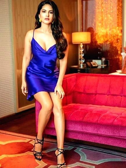 """Actress Sunny Leone says she is pretty sure that most of the things that she does are against the """"social norms"""", so she goes by what she feels is ideal for her and family. The former adult ... - Sunny Leone"""