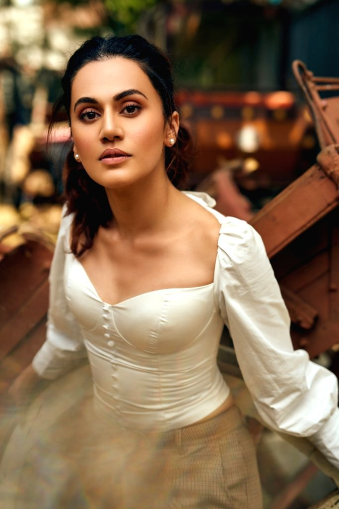 Actress Taapsee Pannu. - Taapsee Pannu