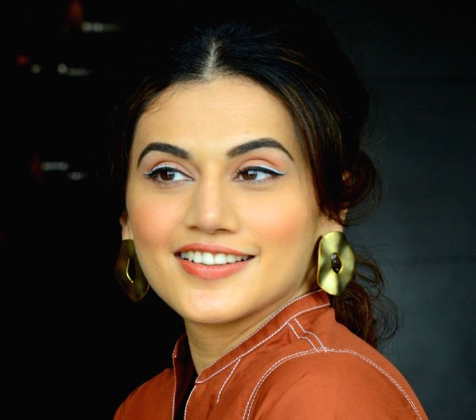 Actress Taapsee Pannu. (File Photo: IANS) - Taapsee Pannu