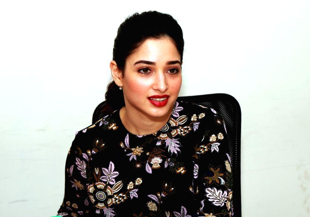 Actress Tamannaah Bhatia. (File Photo: IANS) - Tamannaah Bhatia