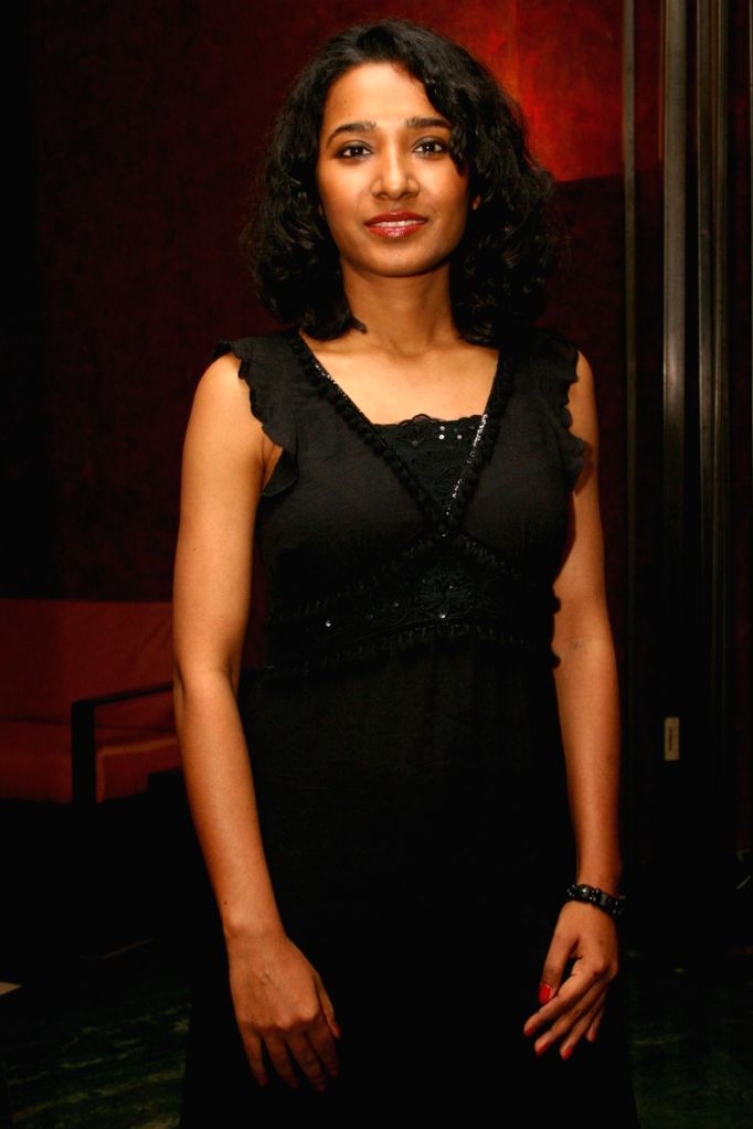 """Actress Tannishtha Chatterjee at the special screening of film """"Barah Aana"""" , in New Delhi on Tuesday 17 March 2009. - Tannishtha Chatterjee"""