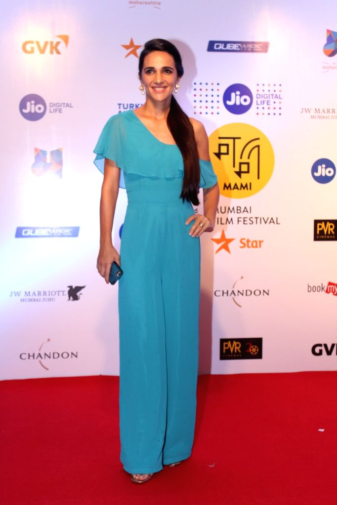 Actress Tara Sharma at Mami Movie Mela 2017 in Mumbai on Oct 12, 2017. - Tara Sharma