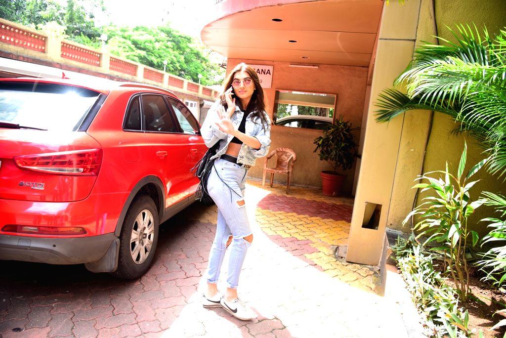 Actress Tara Sutaria seen in Mumbai on Sep 28, 2019. - Tara Sutaria