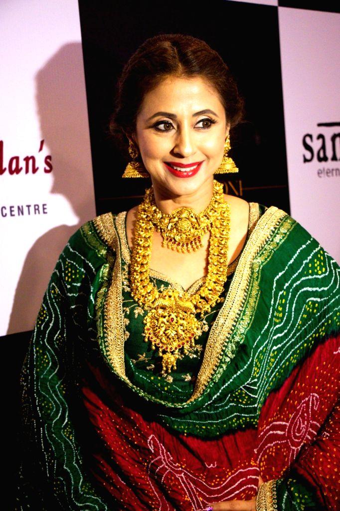 Actress Urmila Matondkar during the launch of a design studio, in Bengaluru on May 26, 2018. - Urmila Matondkar